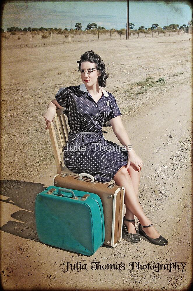 Waiting by Julia  Thomas