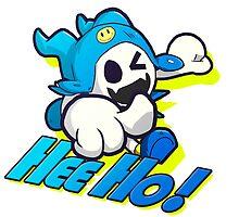 Jack Frost - Hee Ho by blibbles
