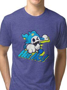 Jack Frost - Hee Ho Tri-blend T-Shirt