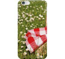 Picnic basket  iPhone Case/Skin