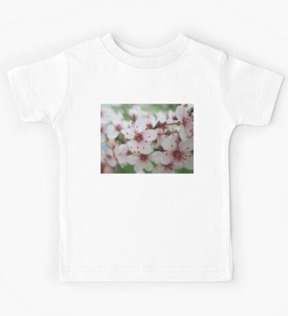 Crabapple Blossoms Kids Tee