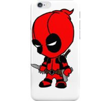 Red Madness iPhone Case/Skin