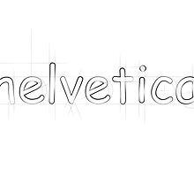 Helvetica by Cian Breathnach