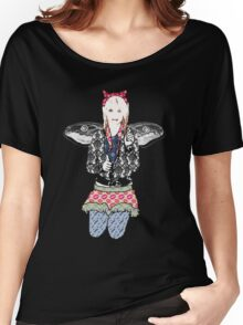 stella with wings Women's Relaxed Fit T-Shirt