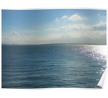 Serene Sea Poster