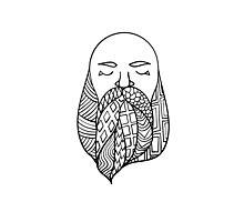 Beards 1 Photographic Print