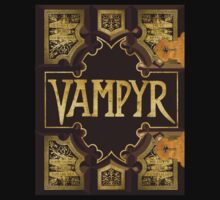 Vampyr Book - Buffy the Vampire Slayer T-Shirt