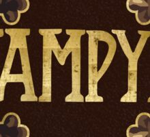 Vampyr Book - Buffy the Vampire Slayer Sticker