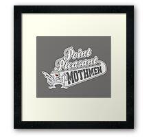 Mothmen Cometh Framed Print