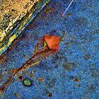 Saturated Rusted Property Marker by GolemAura