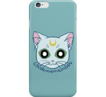 Sailor Cat (1B) iPhone Case/Skin