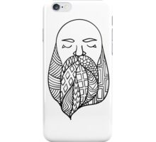 Beard 1 iPhone Case/Skin
