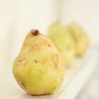 Pears by Kristybee