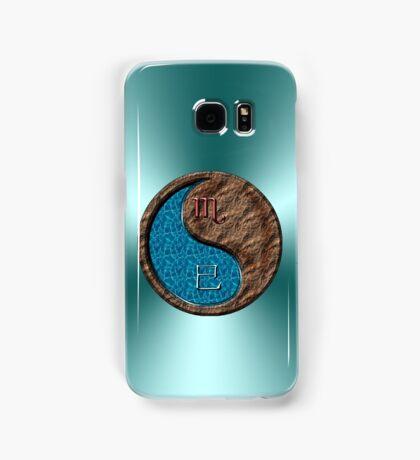 Scorpio & Snake Yin Earth Samsung Galaxy Case/Skin