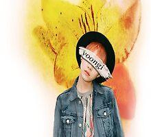 Yoongi/Suga BTS Comback print by yongguklove