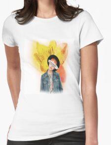 Yoongi/Suga BTS Comback print Womens Fitted T-Shirt