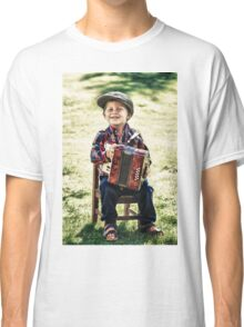 retro boy Classic T-Shirt