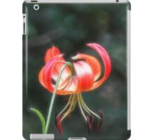 Lily of the Wild iPad Case/Skin