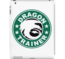 Dragon trainer iPad Case/Skin