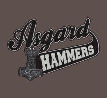 Asgard Hammer by ZugArt