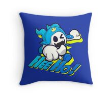 Jack Frost - Hee Ho Throw Pillow