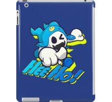 Jack Frost - Hee Ho iPad Case/Skin