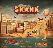 Skank- estandarte -2009 by marcusbarao