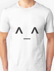 anime face T-Shirt
