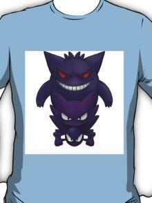 Gastly evolution line T-Shirt
