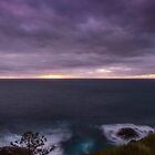 Norfolk Is. Before Dawn by DavidMelville