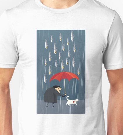 Kafka on the Shore Unisex T-Shirt