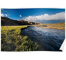 Inlet to Jordanelle Reservoir in Utah #2 Poster