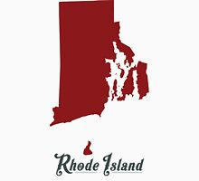 Rhode Island - States of the Union Unisex T-Shirt