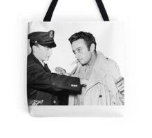 Lenny Bruce Arrest Tote Bag