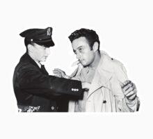 Lenny Bruce Arrest by Jonnywoods
