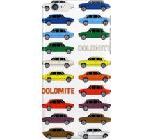 Triumph Dolomite Rainbow iPhone Case/Skin