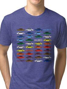 Triumph Dolomite Rainbow Tri-blend T-Shirt