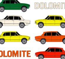 Triumph Dolomite Rainbow Sticker