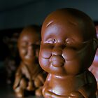 happy buddah by sue shaw