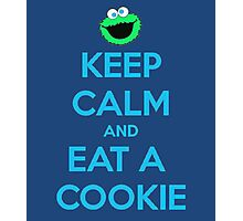 Keep Calm, Muppets! Photographic Print