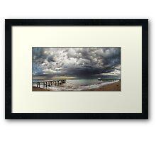 Sullivan Bay, Sorrento Framed Print