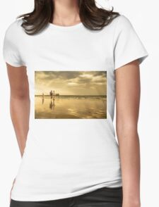 Reflections at Sorrento Womens Fitted T-Shirt
