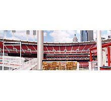 Great American Ballpark Photographic Print