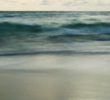 Sorrento back beach Sticker