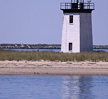 Provincetown Lighthouse by jenndes