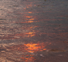 Sunset Sorrento Sticker