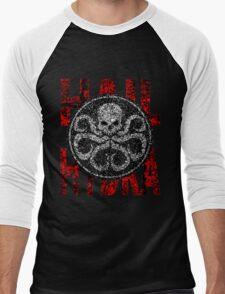Hail Hydra. Men's Baseball ¾ T-Shirt