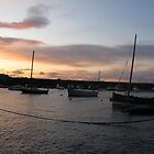 Newhaven Sunset by Bondbloke