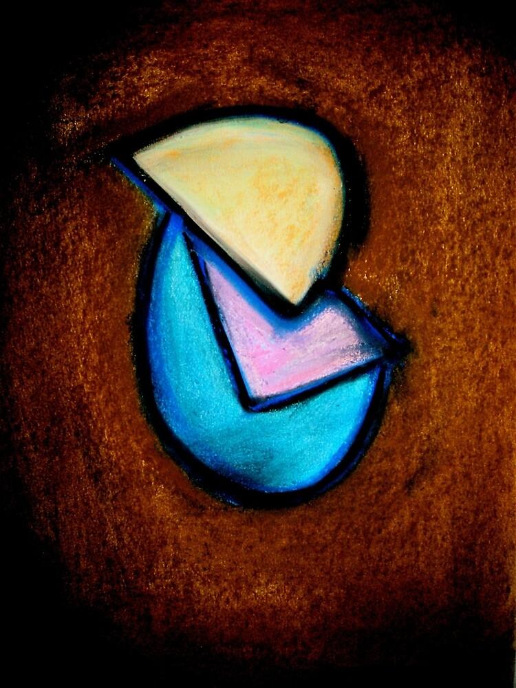 broken egg by Mark Stanley