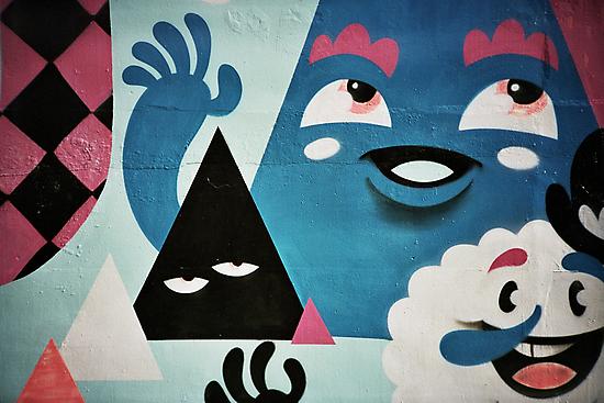 Lomo - Hello by Thomas Spiessens